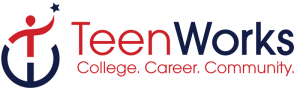 Teen Works color logo